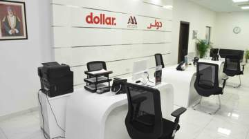 Dollar has inaugurated its new office in Oman