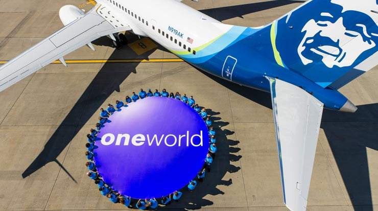 A World of Possibilities: Alaska Airlines Officially Joins oneworld