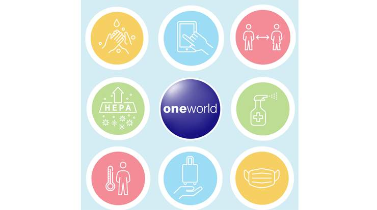 oneworld Launches Customer Information Portal for Health and Well-being