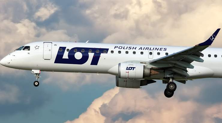 LOT Inaugurates Flights to Beirut