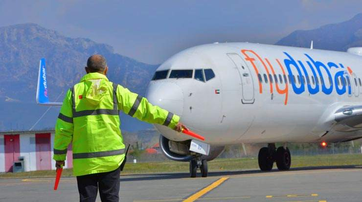 flydubai touches down in Tirana