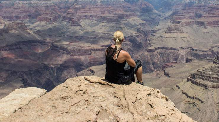 The Grand Canyon is a major attractions bringing tourists to Arizona
