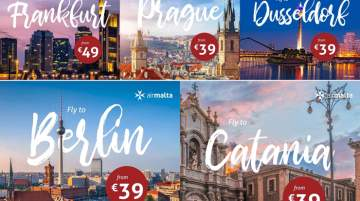 Air Malta Starts sales for its Safe Corridor Summer 2020 Schedule