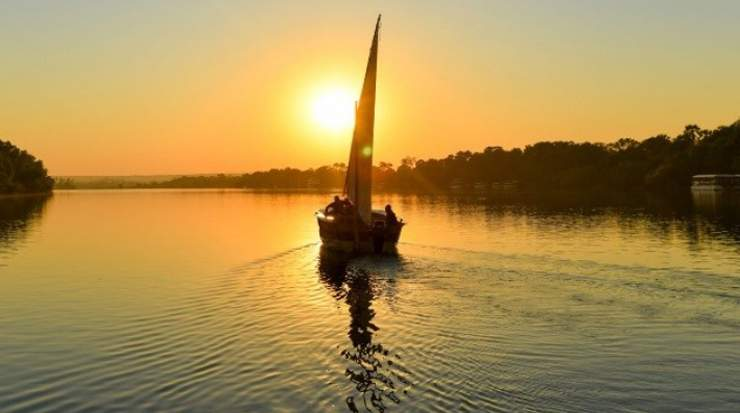 Hideaways new dhow experience at Victoria Falls