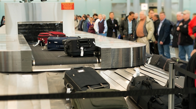Bag Tracking at Istanbul New Airport