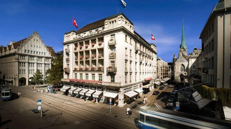 Mandarin Oriental Announced Management Contract for Hotel in Zurich