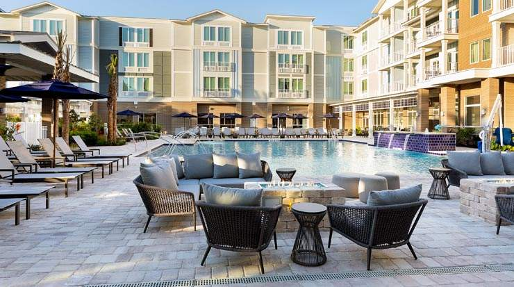 SpringHill Suites by Marriott Celebrates 500th Milestone Opening