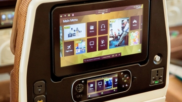 Etihad Airways Adds to Onboard Entertainment