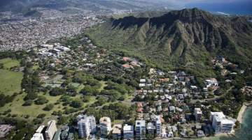 Oahu's economy has benefitted from recent increases in airlift to the island