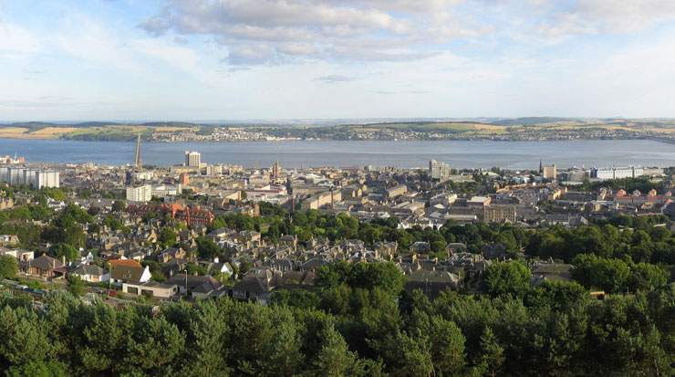 Dundee is fast becoming the star of the Scottish travel scene