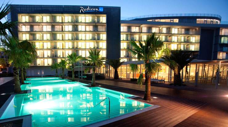 Currently, the 11th largest hotel group in the world, Radisson Hotel Group is made up of eight hotel brands