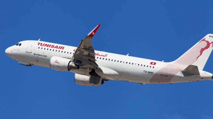 Tunisair's traffic has been increasing across its key markets