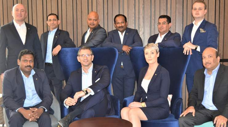 Millennium Place Marina executive team