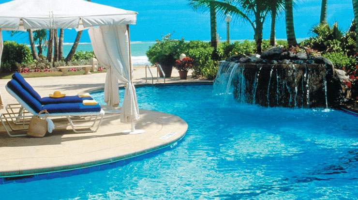 The resort is situated within acre Wyndham Grand Rio Mar Puerto Rico Golf & Beach Resort