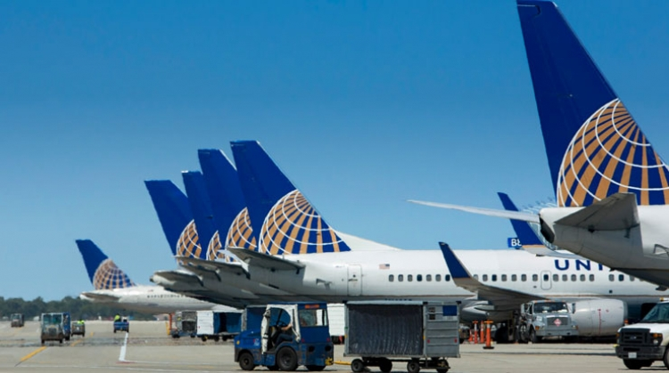 United Airlines Reports November Operational Performance