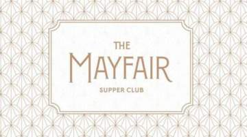 Now Open: Bellagio's MayFair Supper Club