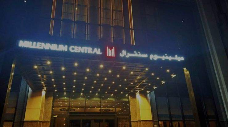 Millennium Central Kuwait Downtown Partnered with Rotana