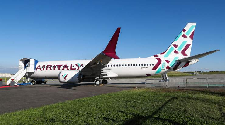 Air Italy aims to fly more than 50 year-round routes by 2022