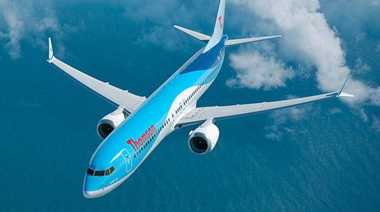 TUI Group is expecting to add 72 new B737 MAX 8 and 10 aircraft to its fleet by 2023