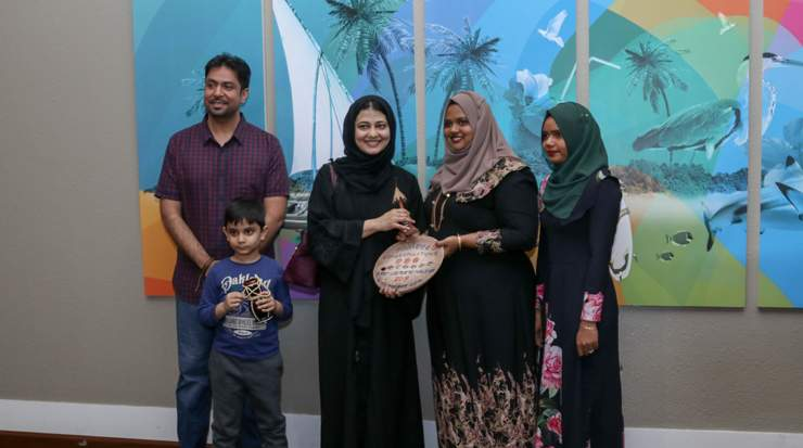 The Maldives Welcomes First Visitor for 2019