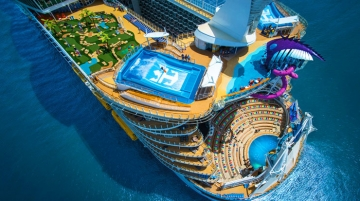 Symphony of the Seas rendering