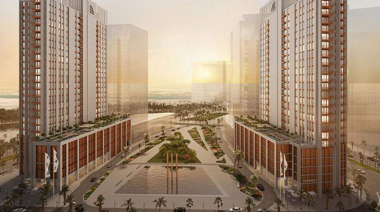 Construction is expected to commence this year with 2021 targeted for its completion