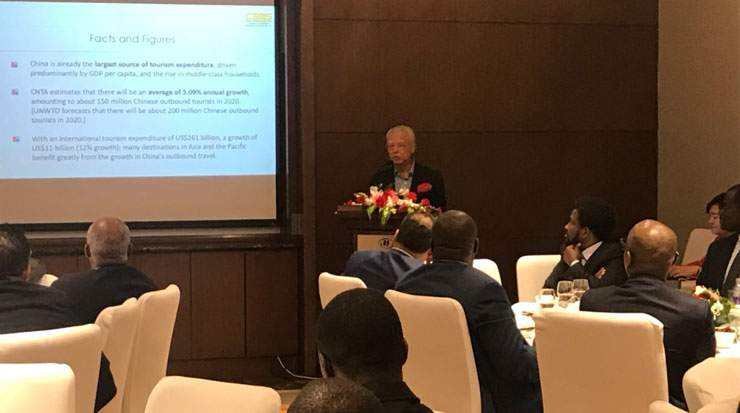 Liu is confident that more than 10 African countries would be taking part in BITM 20