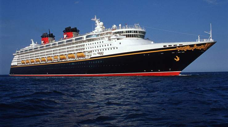 The new ships are expected to be larger than Disney Cruise Line's current fleet