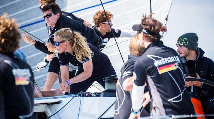 Reinke: I did not want the fleet trying to race when there is no wind