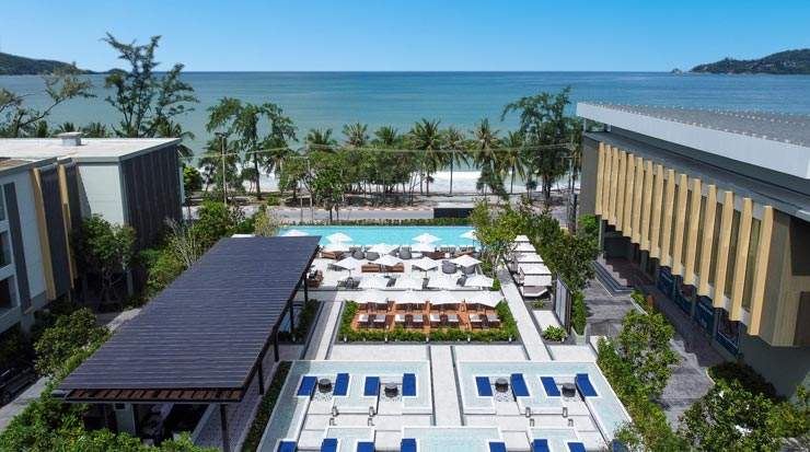 Four Points by Sheraton Phuket Patong Beach Resort, Events & Wedding Facilities Revealed