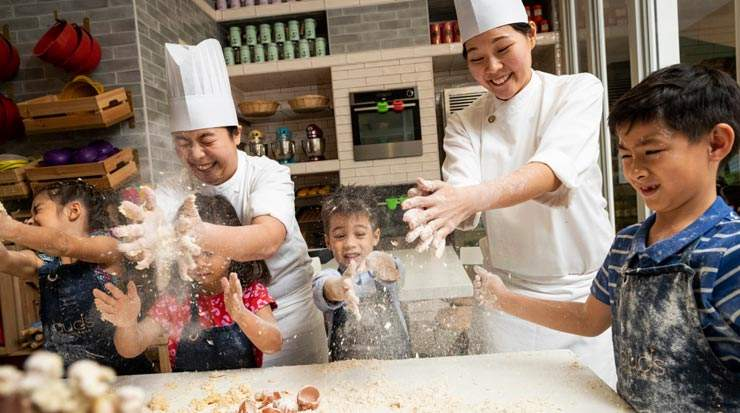 Shangri-La Group Launches Family Brand