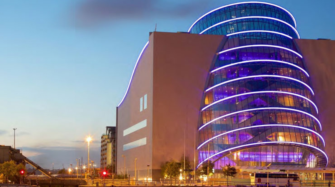 Convention Centre Dublin Set to Generate Healthy Profits