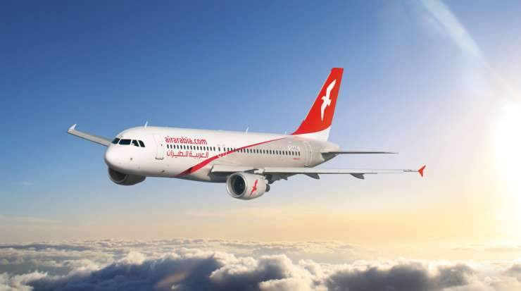 Air Arabia currently operates flights to more than 150 routes across the globe
