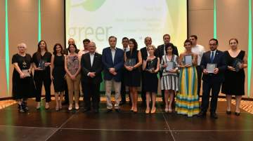 Green Label Awards ceremony for Limassol Hotels