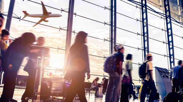 Passengers Increase in Middle East Airports