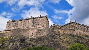 Edinburgh Castle welcomed over two million visitors throughout 2017
