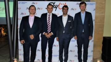 Presentation of SkyUp Airlines on October 10