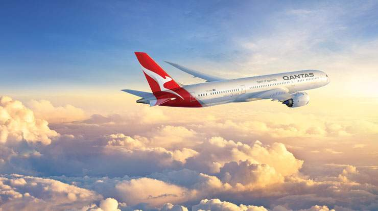 Qantas and American Airlines say their joint business will be extremely profitable