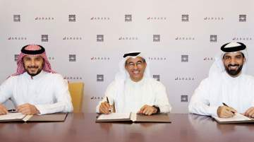 Emaar Hospitality Group will operate Address, Vida and Rove hotels within Aljada
