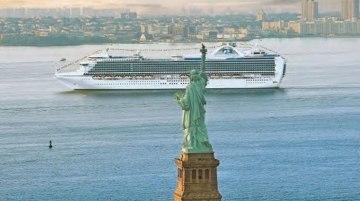 Princess Cruises Announces Largest Autumn Deployment