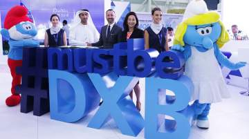 The partnership allows Dubai Parks and Resorts to directly target inbound and transit passengers to the city
