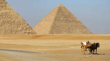 The Egyptian government wants to improve the country's tourism competitiveness at regional and global levels