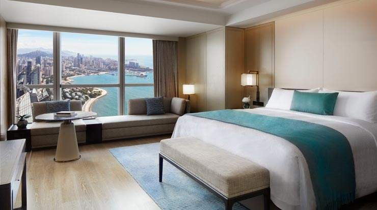 St. Regis Hotels and Resorts Makes Debut in Qingdao