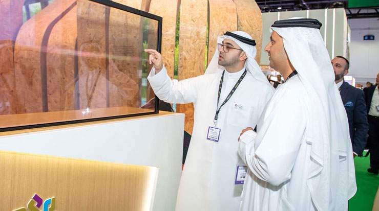 Al Midfa: We intend to adopt the latest technologies to simplify procedures and attract more visitors