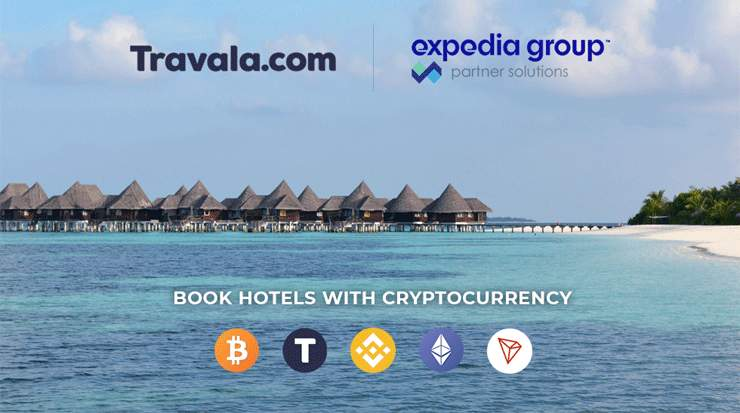 Expedia Partner Solutions and Travala.com join forces
