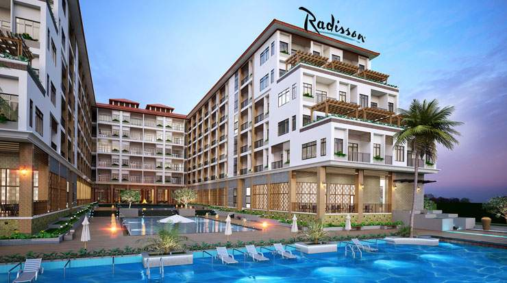 Vietnam's first Radisson resort is located on the paradise island of Phu Quoc