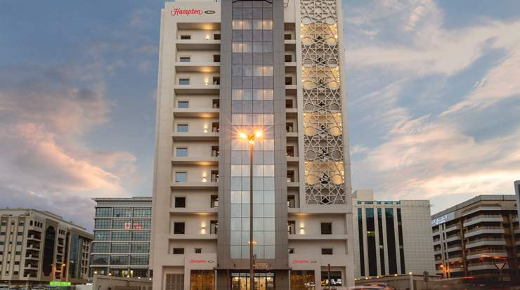Hampton by Hilton Al Barsha