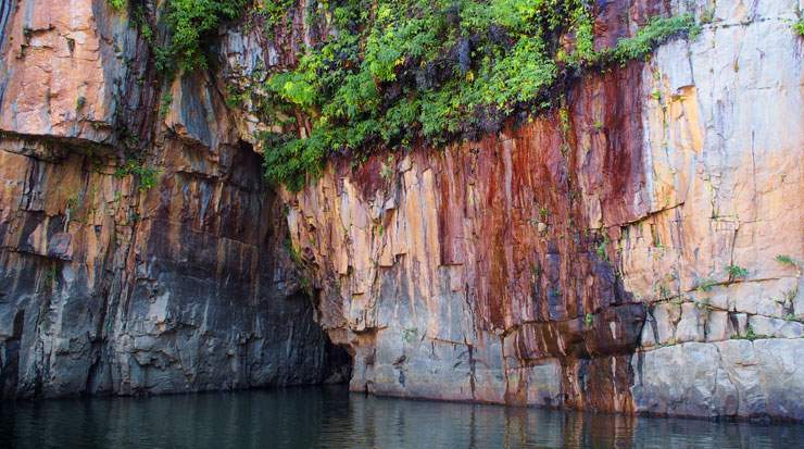 Among NT's top tourist attractions is Nitmiluk National Park