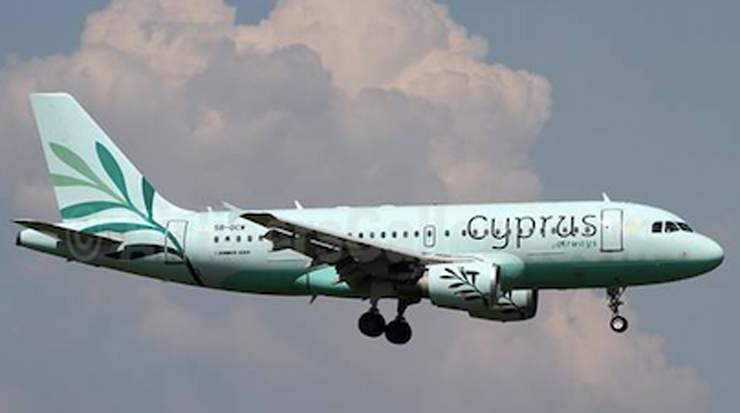 Cyprus Airways Launched Flight from Larnaka to Bratislava