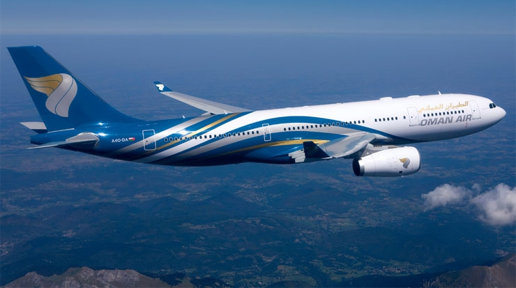 Oman Air Adds to Duqm Route